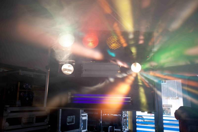 Grand rack light