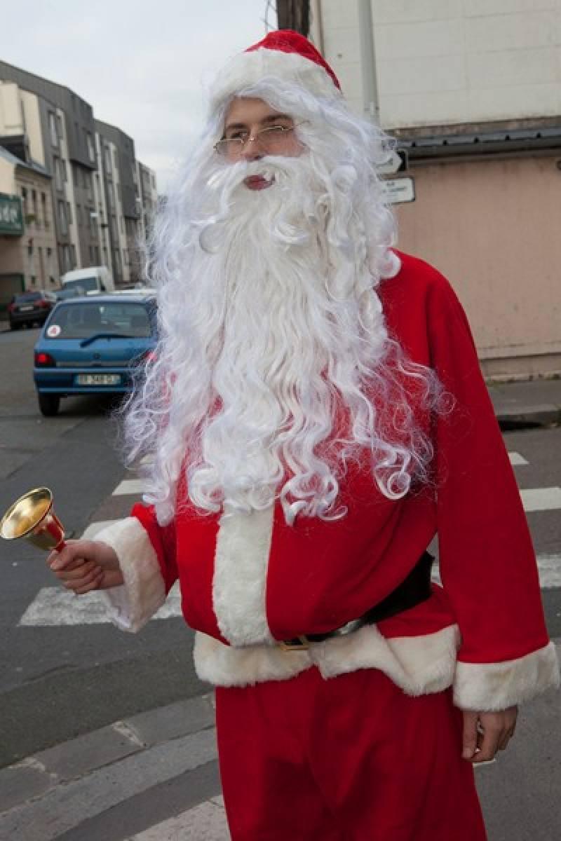 Prestation de Père Noël et location de costume