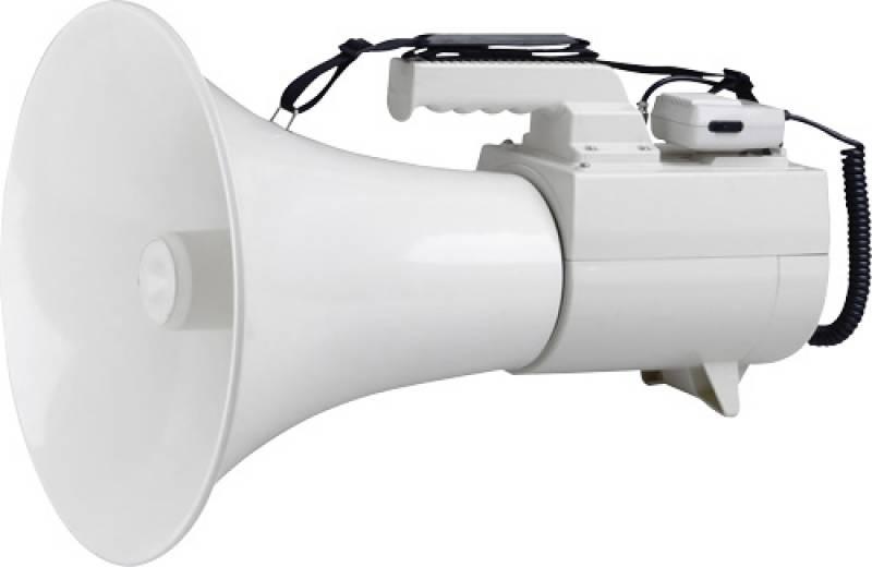 location de mégaphone pour manifestation dans le 76